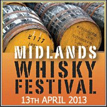 Midlands Whisky Festival, 12th April 2013
