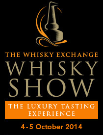 The Whisky Exchange Whisky Show, 4-5 October 2014