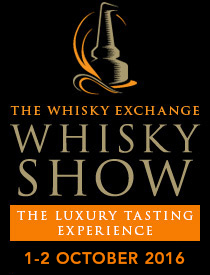 The Whisky Exchange Whisky Show, 1-2 October 2016