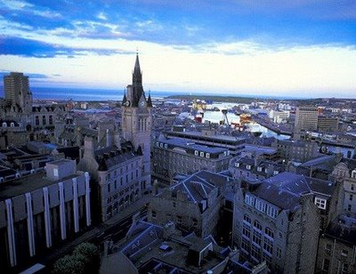 hotels in aberdeen