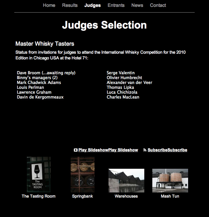 judgesselection