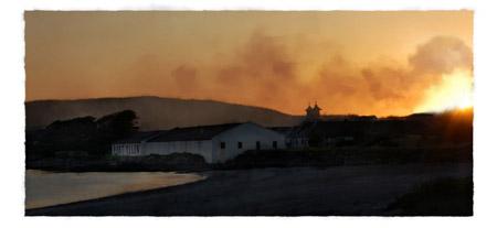 Port Ellen Sunset Islay