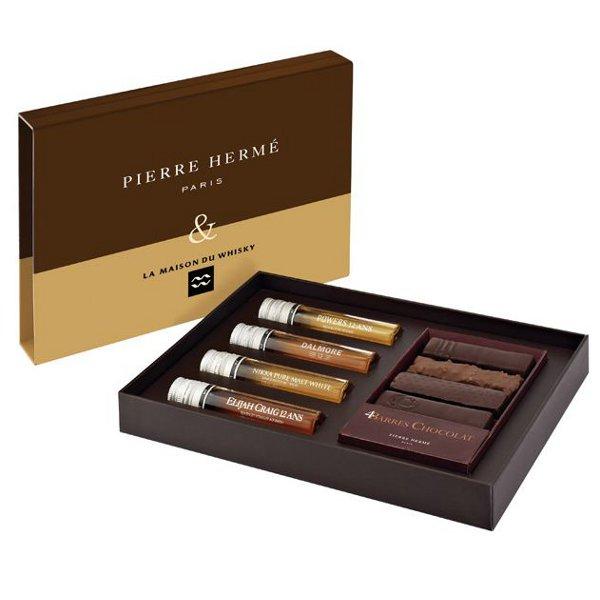 WhiskyIntelligence.com » Blog Archive » Pierre Hermé Paris & La Maison du Whisky Gift Coffret