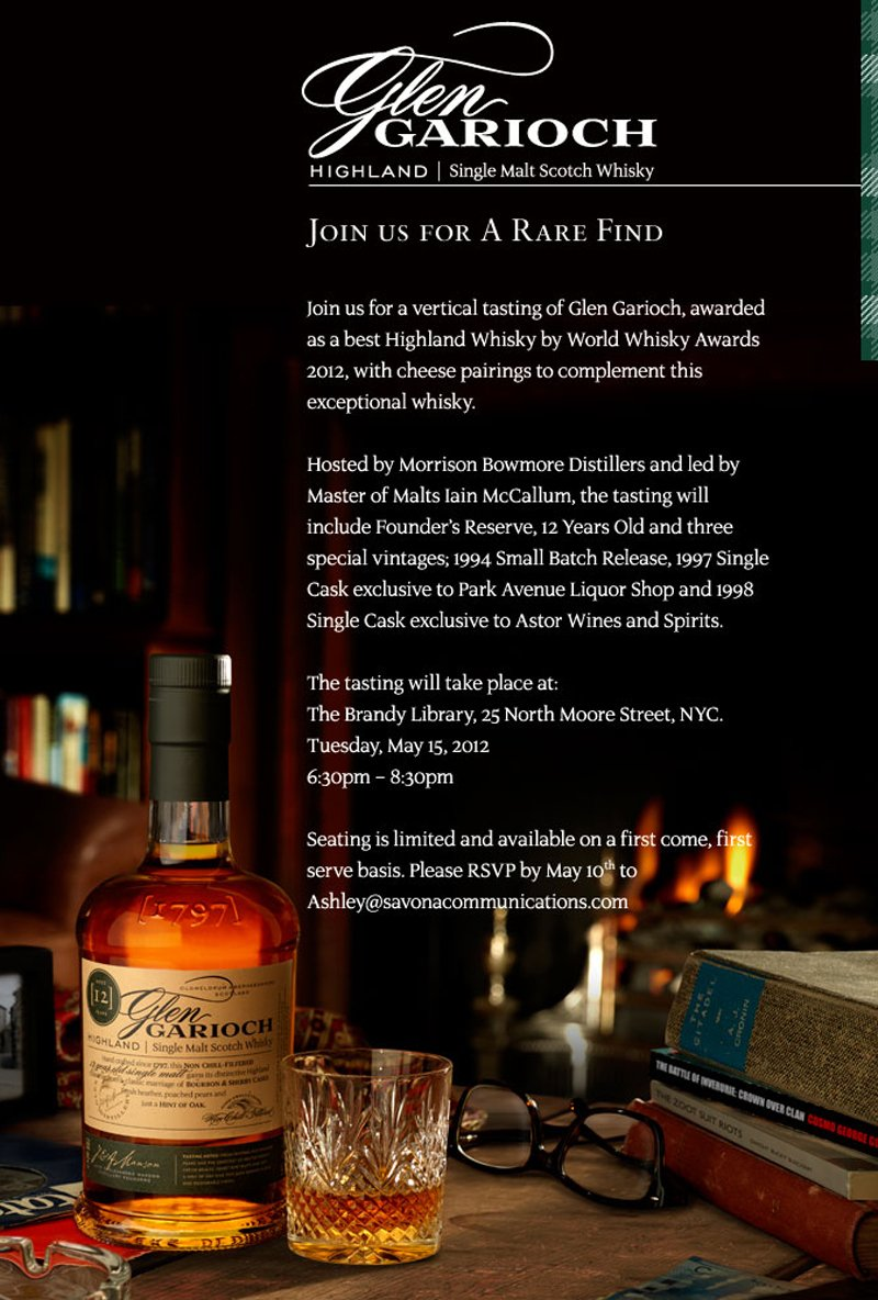 WhiskyIntelligencecom 2012 whisky industry press releases