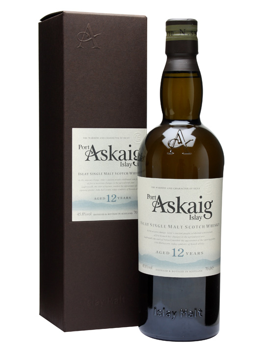One Quick Dram: Port Askaig 12