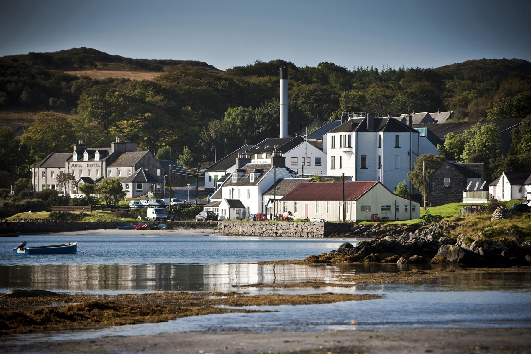 Scotch Distillery Tours In Scotland