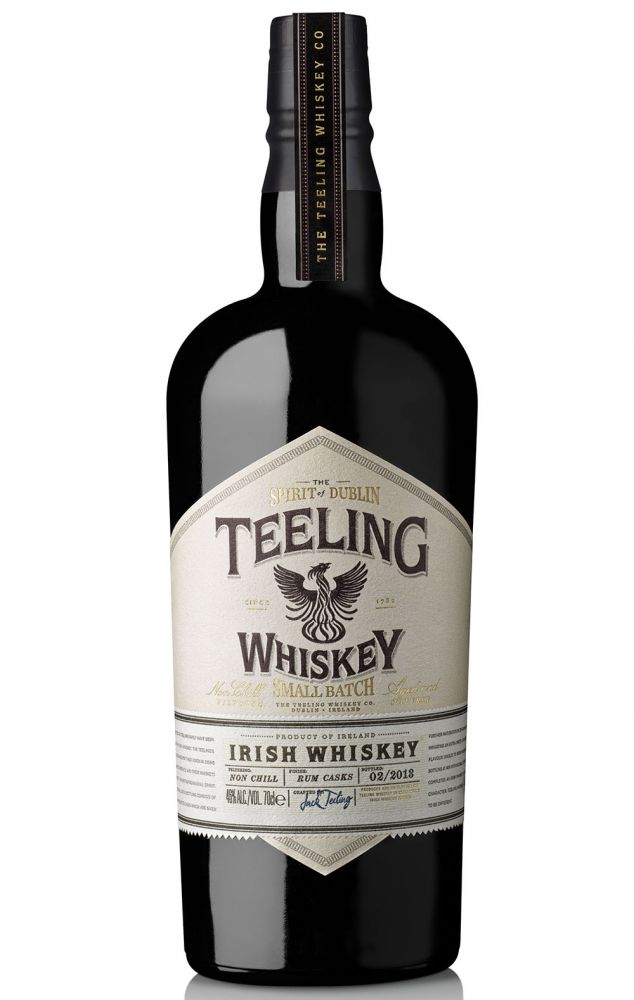 TEELING IRISH WHISKEY 750ML
