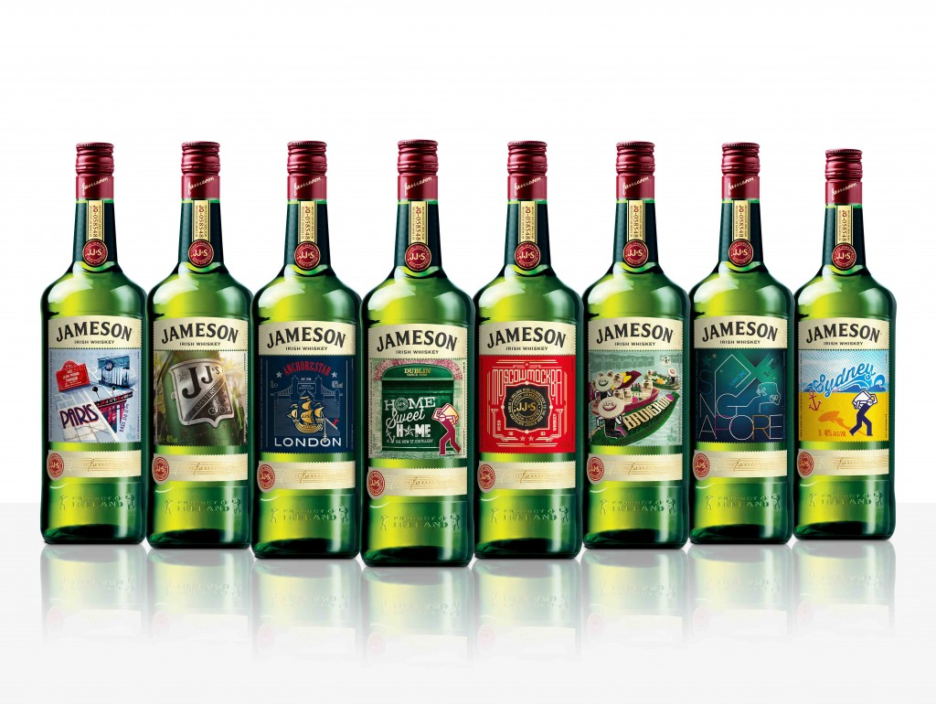 Jameson City Editions