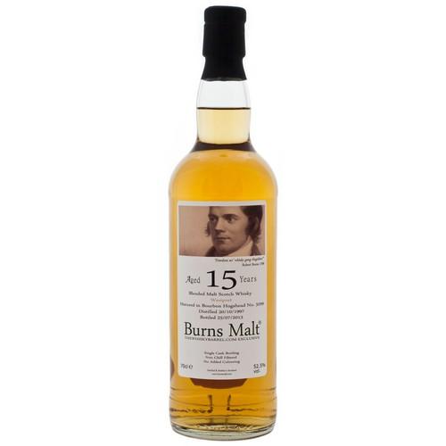 Burns Malt 15