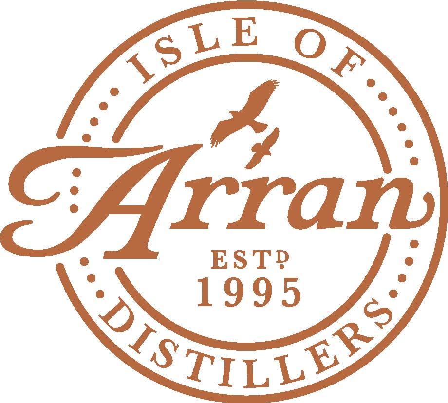 Arran Logo Brown