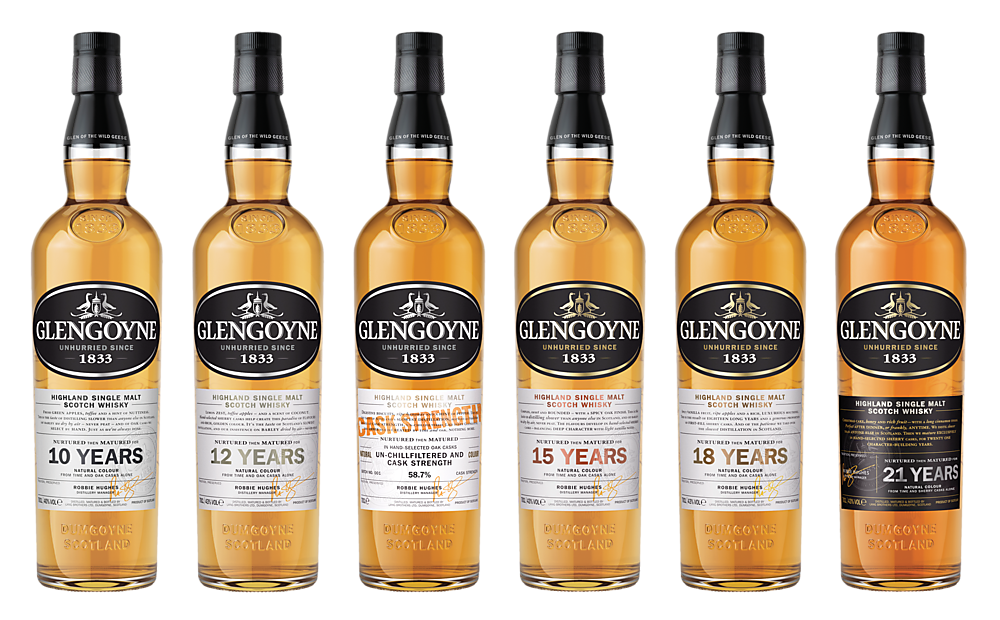 Glengoyne Tasting at Milroy's of Soho Tuesday January 21st, 2014