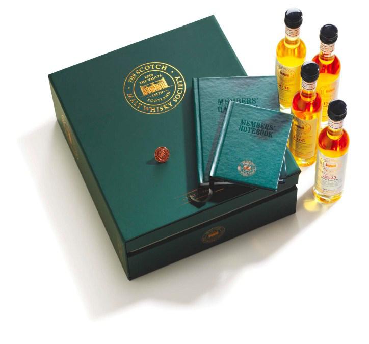 SMWS Membership Kit