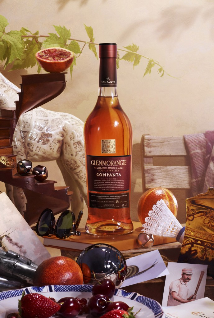 AA 1 Glenmorangie's new 'friendship' single malt Companta, the fifth annual release in its award-winning Private Edition range