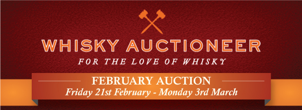 AA Feb Auction Whisky Auctioneer