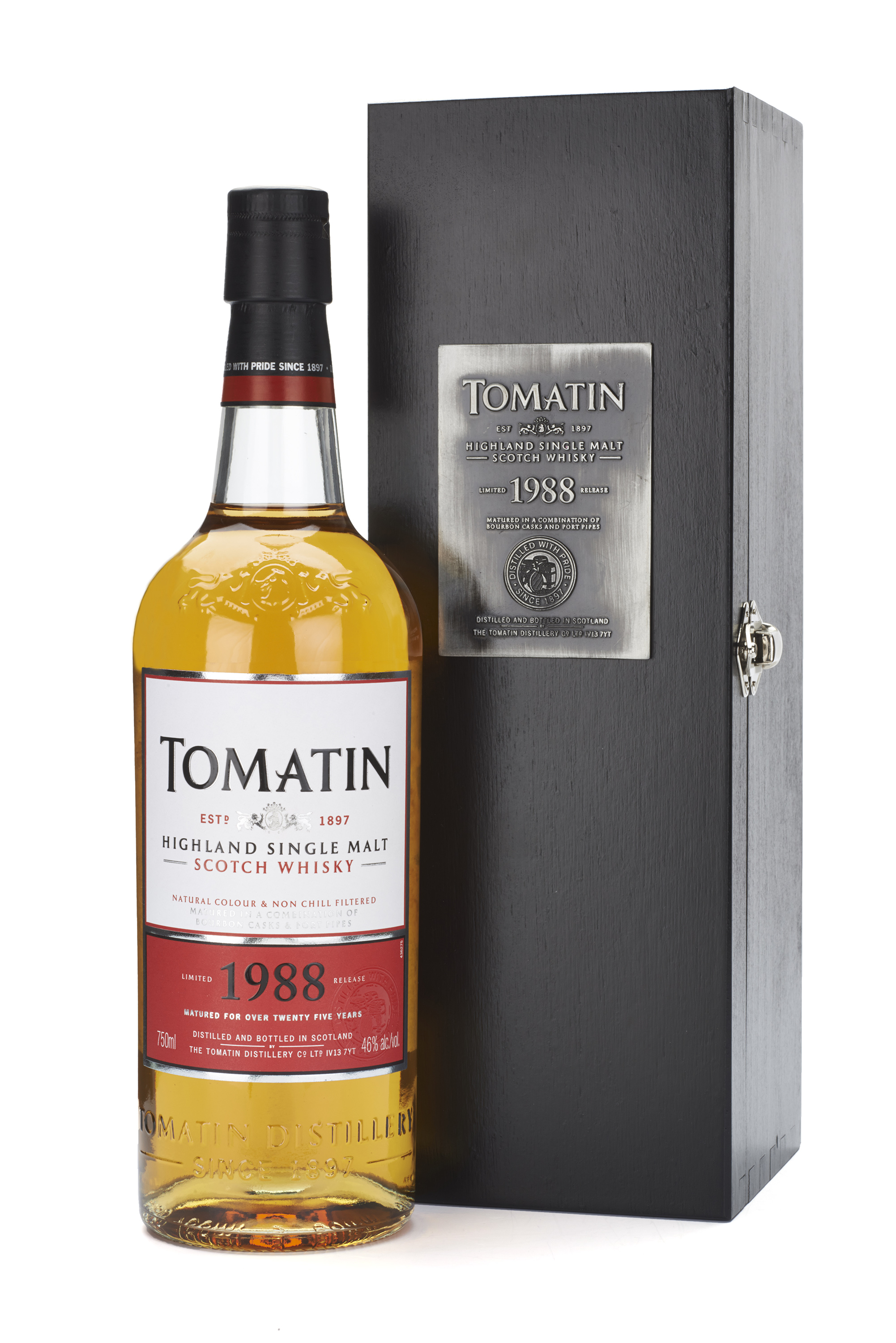 One Quick Dram: Tomatin Vintage 1988 – Batch 1