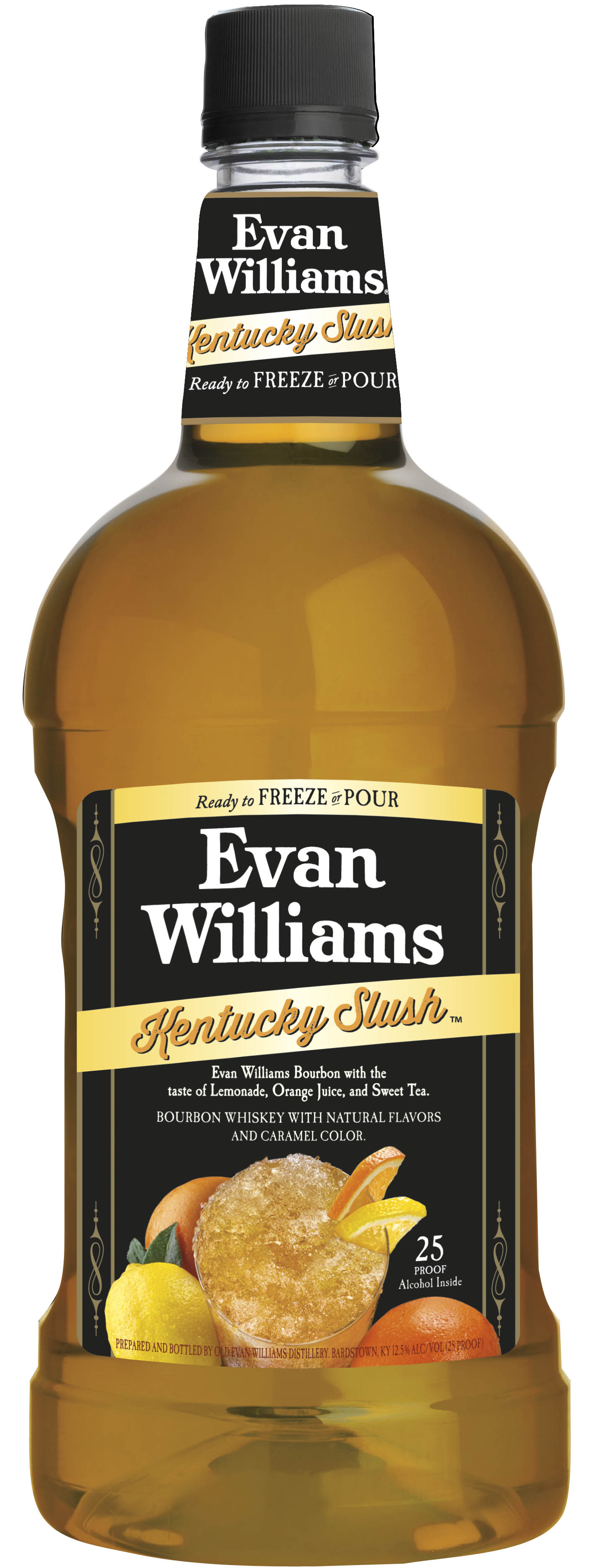 BOURBON IS HOT, SO IS SUMMER—EVAN WILLIAMS KENTUCKY SLUSH TO COOL ...