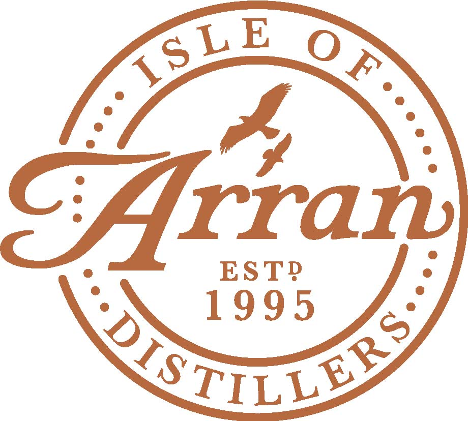 Arran Logo Brown