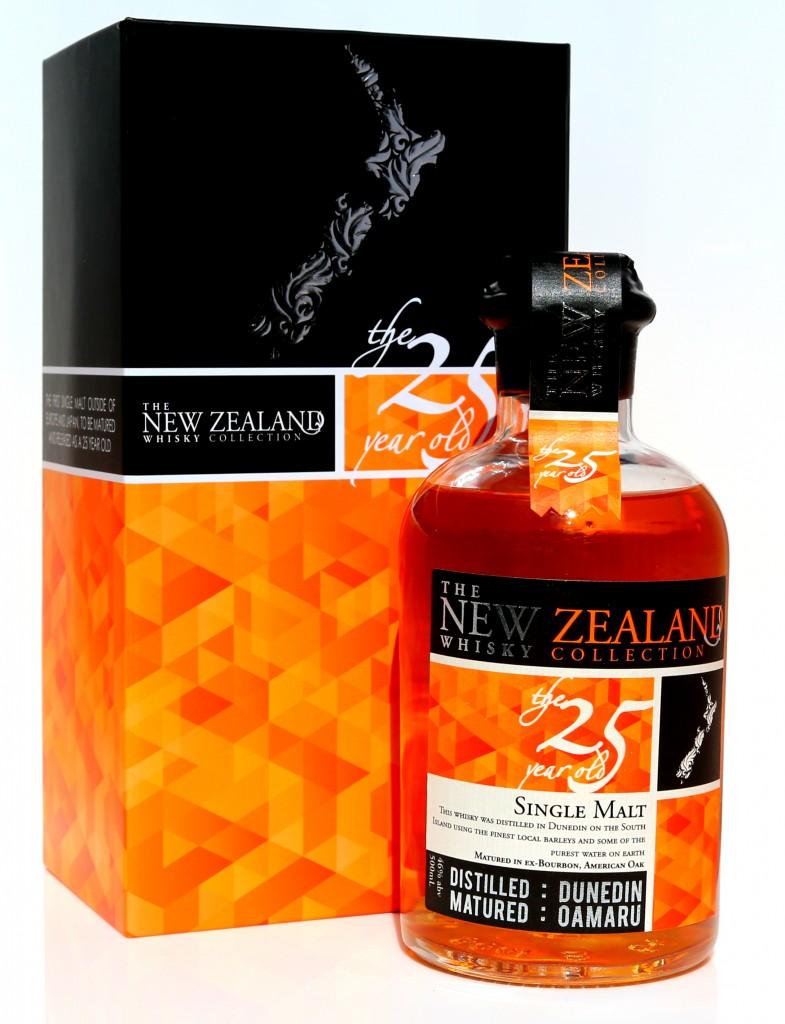 25yoNZ Whisky
