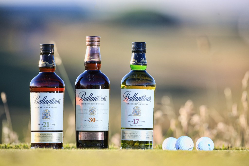 Ballantine's and the Kolon Korea Open