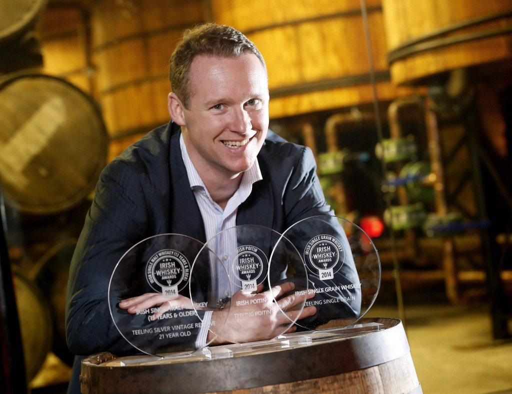 Irish Whiskey Awards 2014