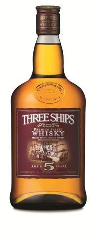 Three Ships Select 5YO LLR3