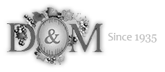 d&m logo