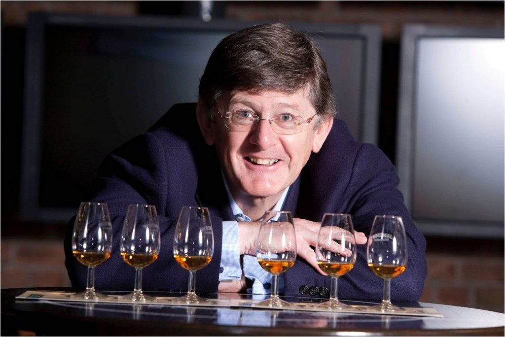 Ian Buxton, whisky writer and expert