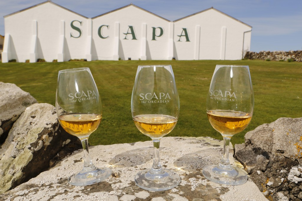 AA Scapa Distillery Opens its Doors to the Public for the First Time