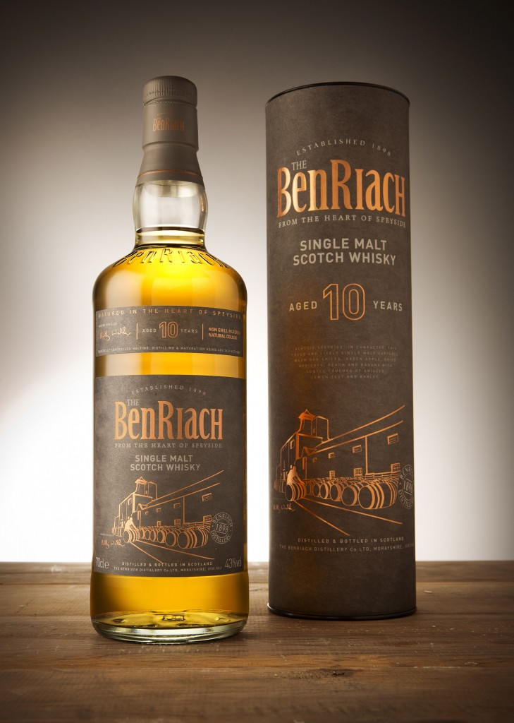 BenRiach+10+Years+Old