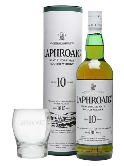 AA Laphroaig 10