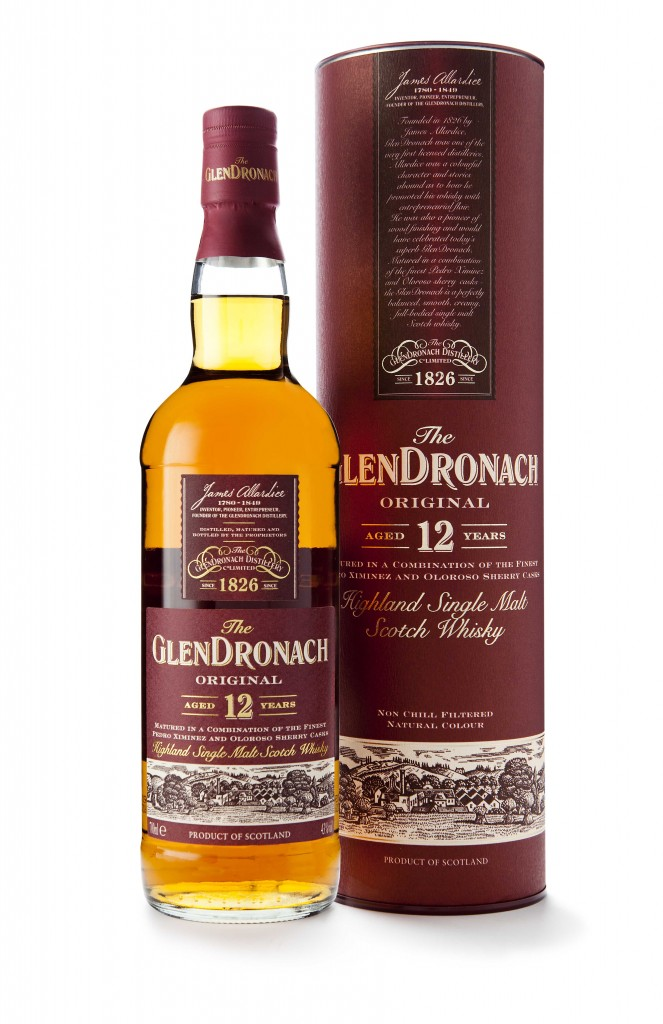 AA GlenDronach 12 Years Old Original