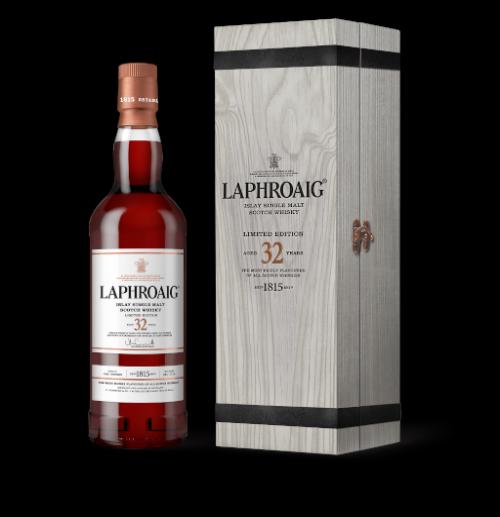 AA Laphroaig 32
