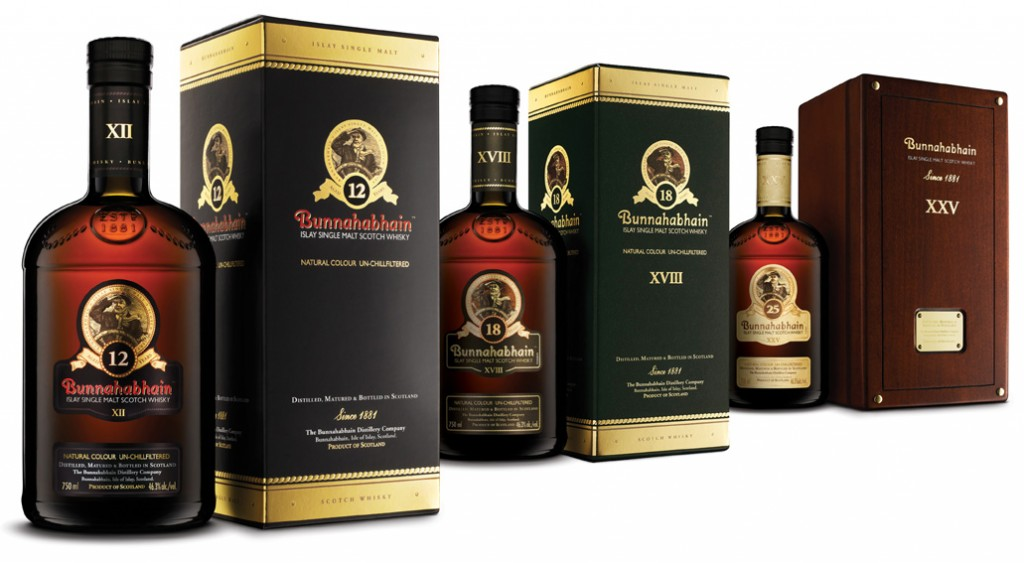 AA Bunnahabhain range with boxes LR
