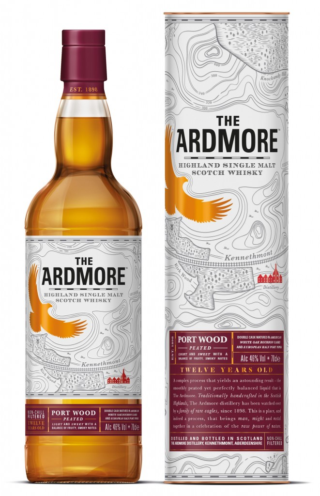 The Ardmore Port Wood Finish