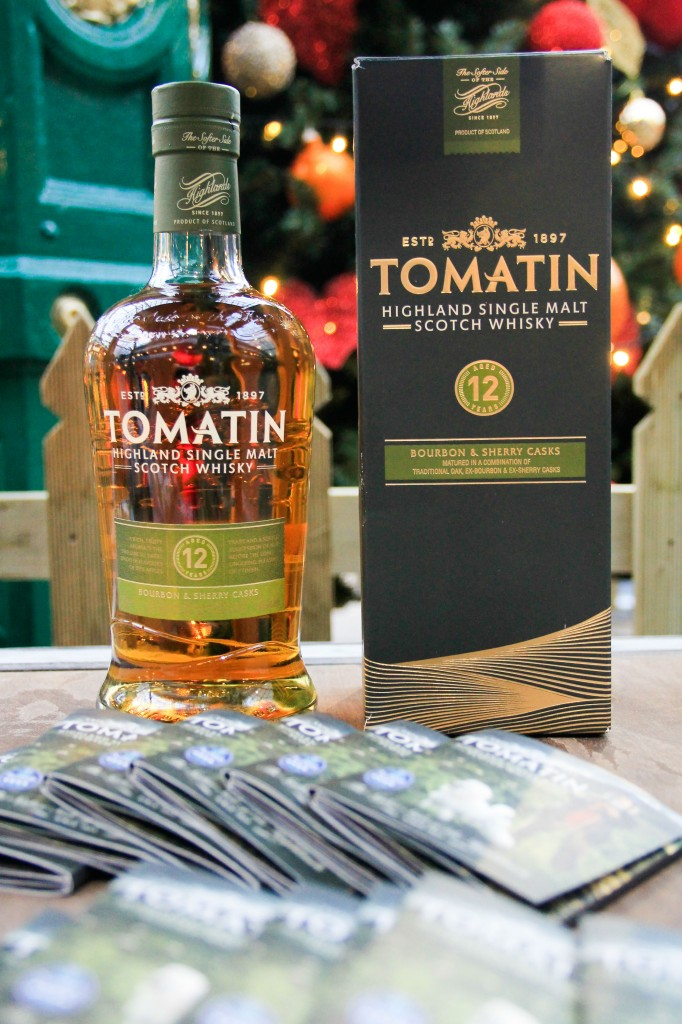 Tomatin Packaging