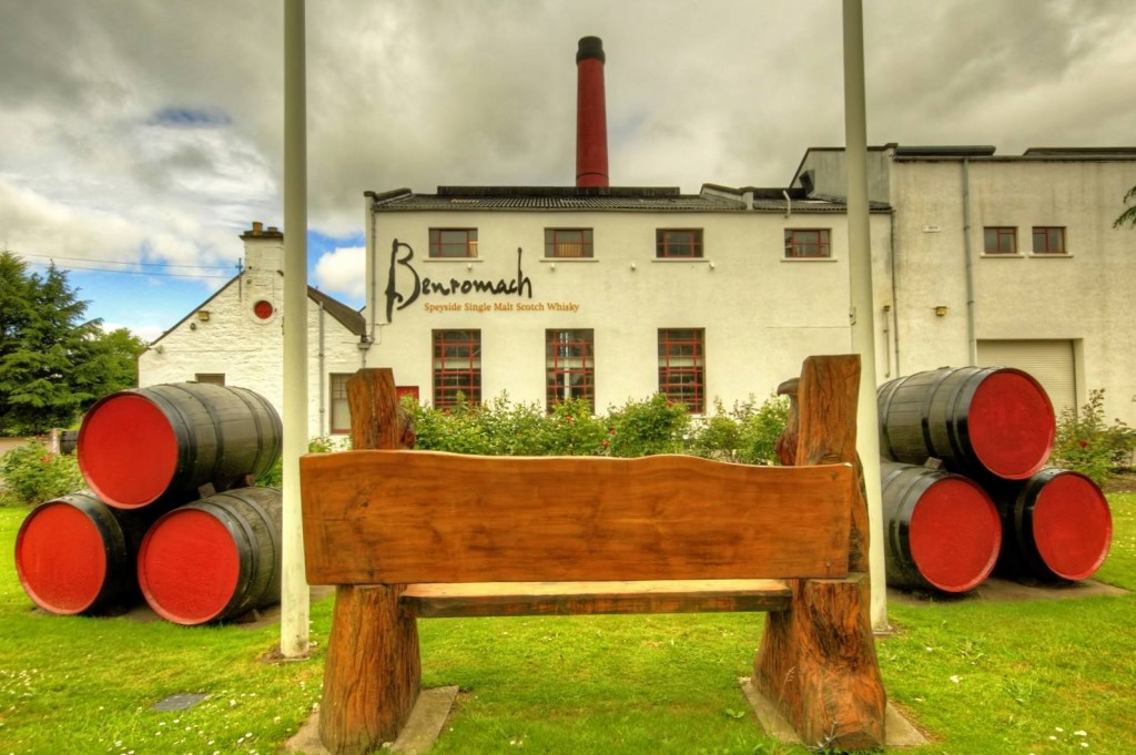 benromach bench