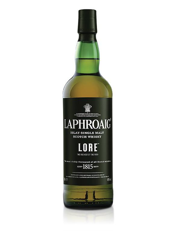 AA Laphroaig Lore