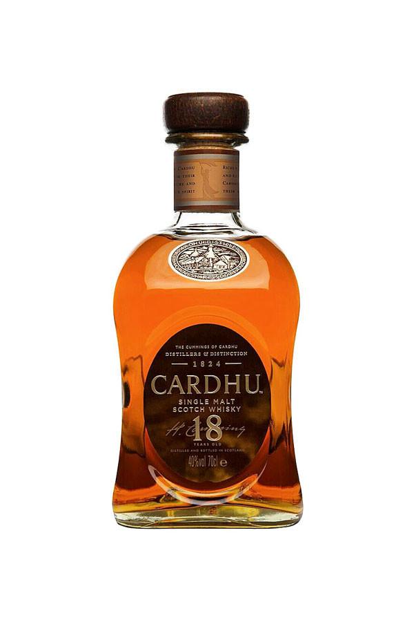 AA Cardhu 18
