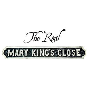The Real Mary King's Close Logo
