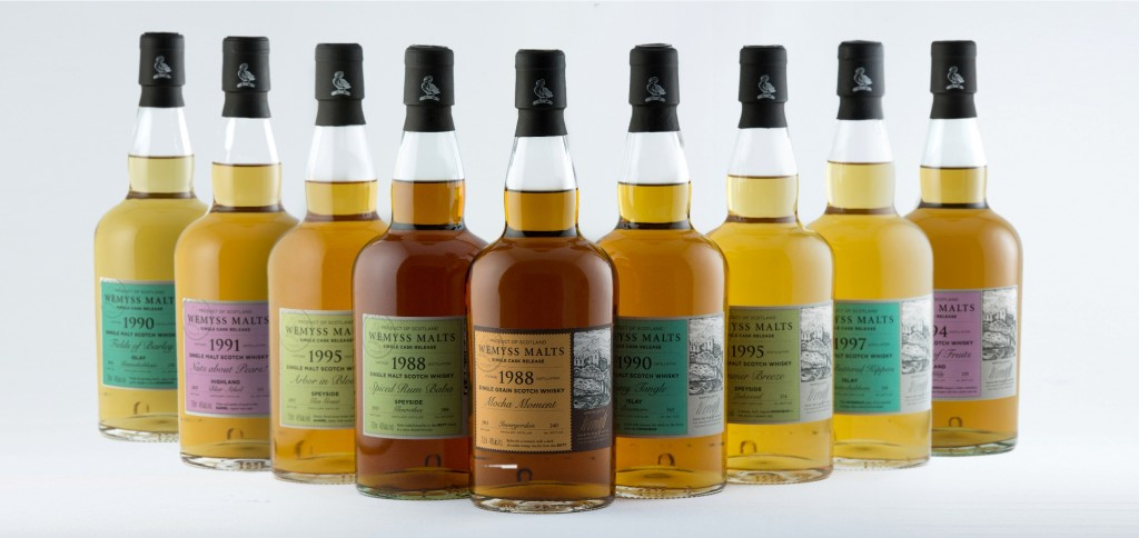 Wemyss Malts Midsummer single cask release