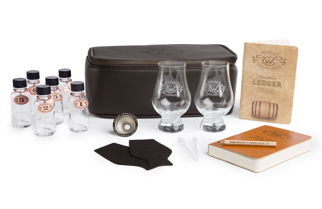 blog archive deluxe leather whisky travel kit whisky industry press. Black Bedroom Furniture Sets. Home Design Ideas