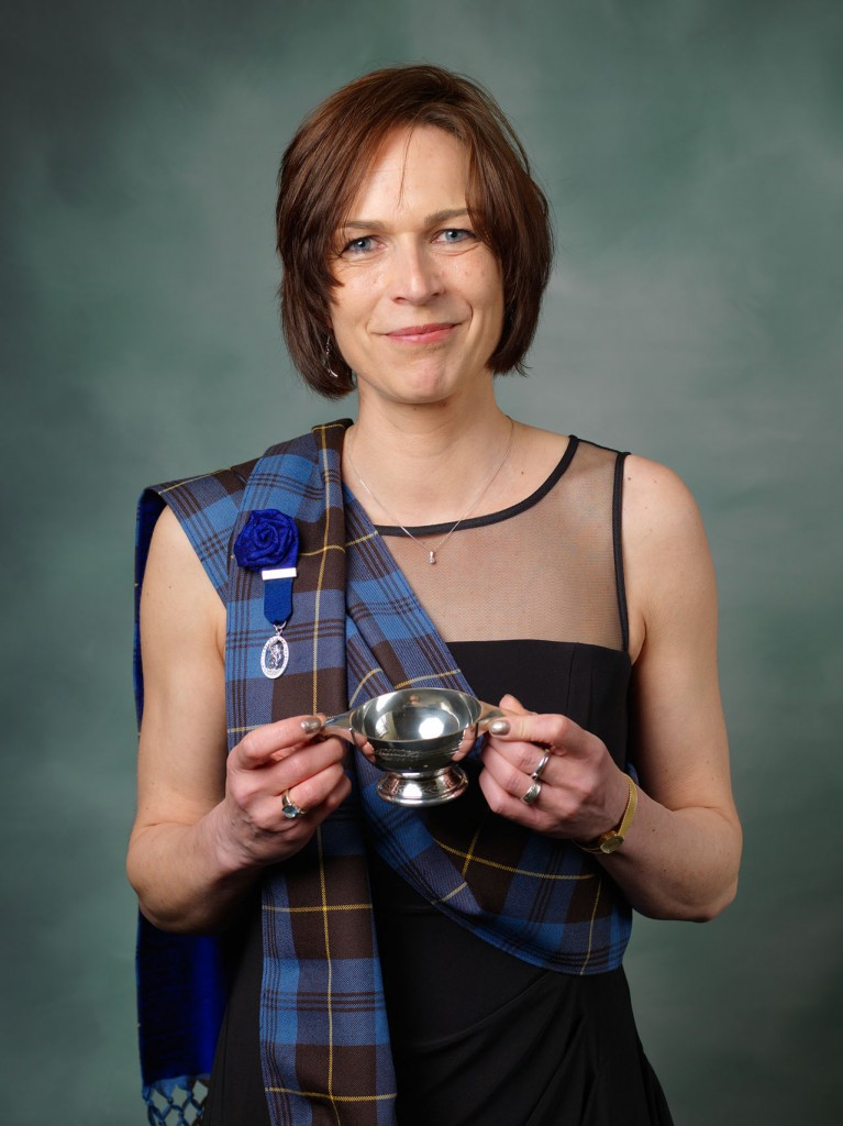 Juliette Buchan Keeper of the Quaich