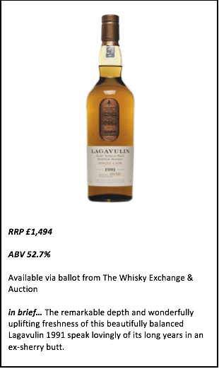 whisky lagavulin 25 years