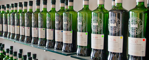 AA SMWS Shelf