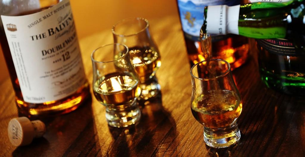 Nicholson's Whisky Showcase