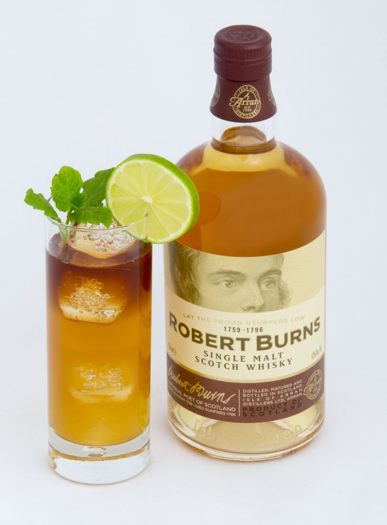 Robert Burns Cocktail, The Burnito