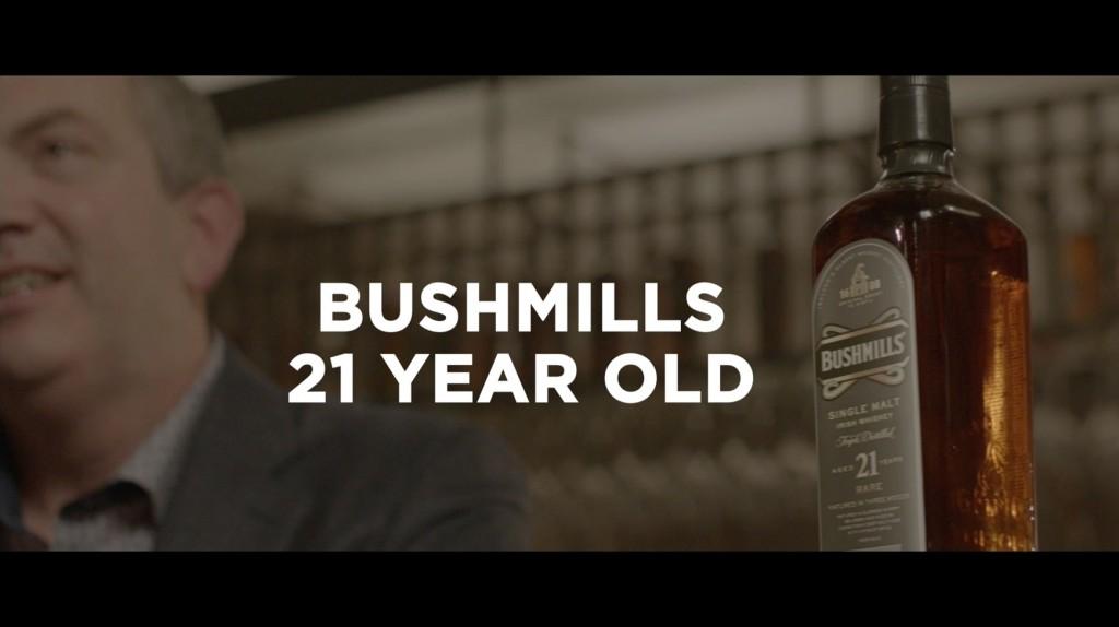 Bushmills Taste Series_ 21 Year Old