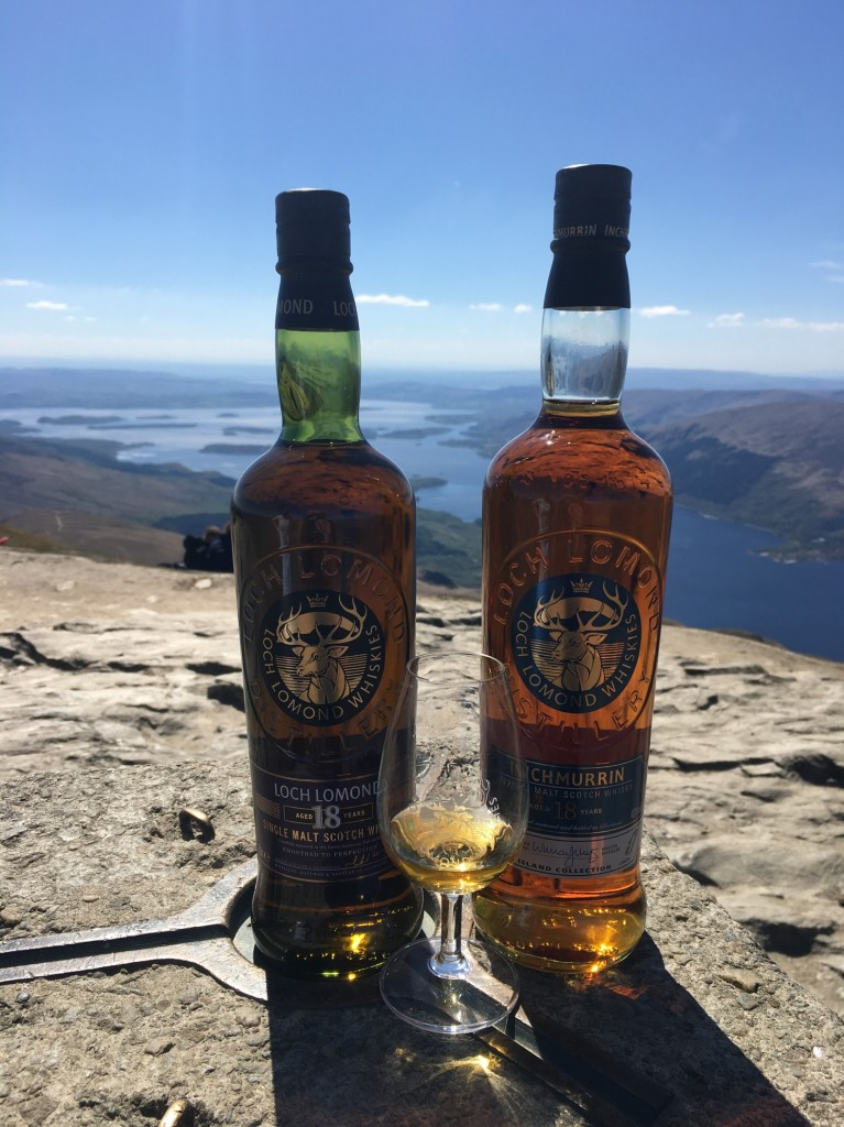 Loch Lomond Whisky - Ben Lomond 3