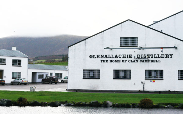 Glenallachie-distillery