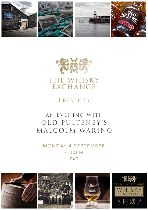 Poster_Old-Pulteney-Tasting